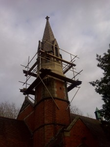 Church Restoration At Penwortham Methodist Church, Preston